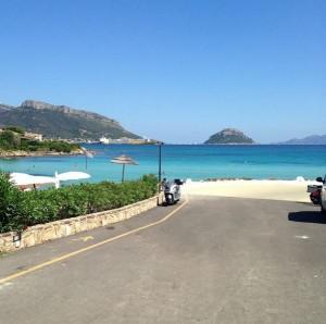 Spiaggia Caddinas (Golfo Aranci)