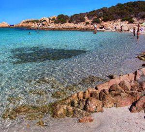 Spiaggia Cala Andreani (Isola Caprera)