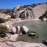 Spiaggia Cala Caprarese (Isola di Caprera)