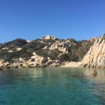 Spiaggia Cala Caprarese (Sardegna)