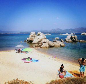 Spiaggia Costa Romantica