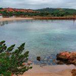 Spiaggia del Porto di Costa Corrallina