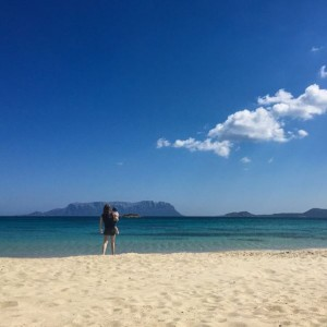 Spiaggia di Punta Pedrosa (Golfo Aranci)