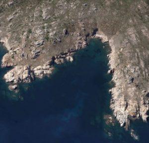 Cala Seconda (Isola Razzoli)