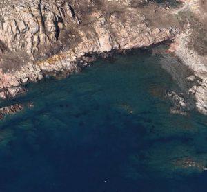 Cala Zerri (Isola Barrettini)