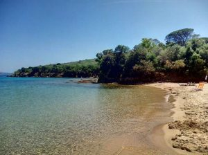 Cala Capra (Palau)