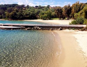 Spiaggia Cala Capra
