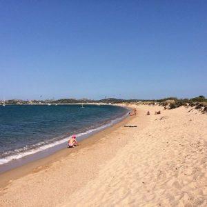 Spiaggia di Barrabisa (Isola dei Gabbiani)