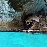 Grotta del Bue Marino (attracco)